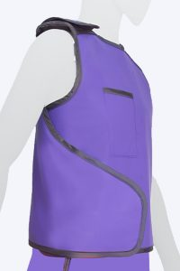 Radiation Protective lead lined Classic Vest