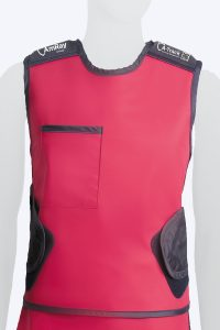 Radiation Protective lead lined Ergo-Fit vest