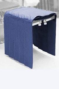 radiation protective table cover